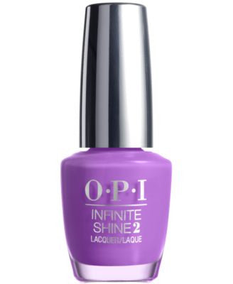 OPI Infinite Shine, Grapely Admired