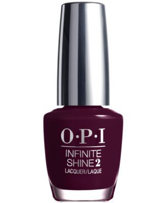 OPI Infinite Shine, Raisin' the Bar