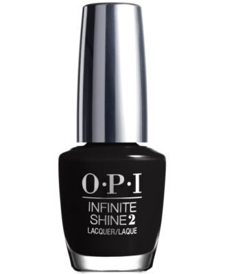 OPI Infinite Shine, We're in the Black