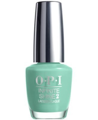 OPI Infinite Shine, Withstands Test of Thyme