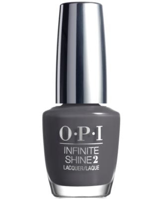 OPI Infinite Shine, Steel Waters Run Deep