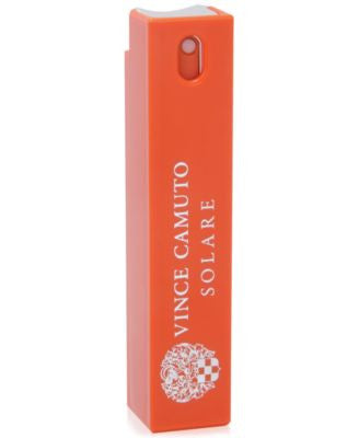 Vince Camuto Solare Eau de Toilette Travel Spray, 0.5 oz