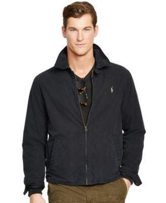 Polo Ralph Lauren Poplin Windbreaker