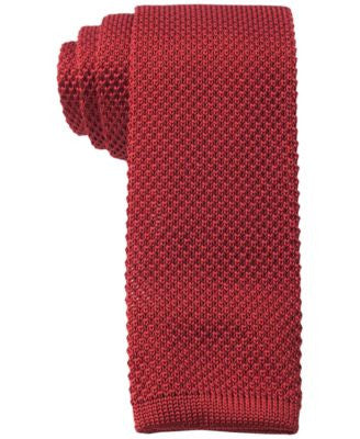 Tommy Hilfiger Knit Solid Slim Tie