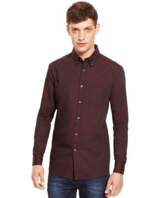 Kenneth Cole New York Iridescent Button-Down Shirt