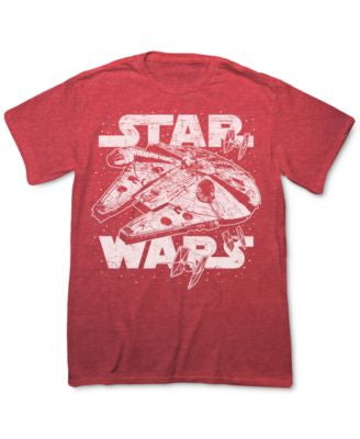 Men's Star Wars Initiating Hyperdrive T-Shirt by Fifth Sun