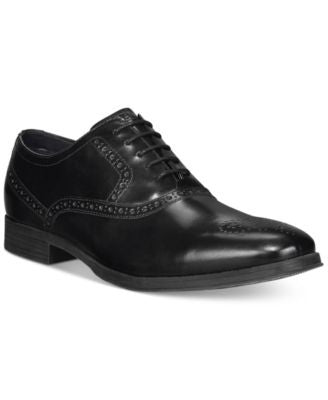 Cole Haan Montgomery Plain-Toe Oxfords