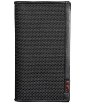 Tumi Alpha Large Bi-Fold Tech Wallet