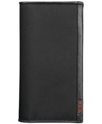 Tumi Alpha Small Bi-Fold Tech Wallet