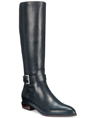 Nine West Diablo Wide Calf Tall Boots