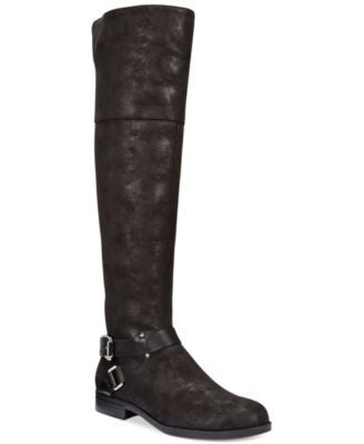 Bar III Dolly Wide-Calf To The Knee Boots, Only at Vogily