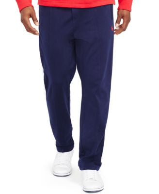 Polo Ralph Lauren Men's Big and Tall Interlock Track Pant