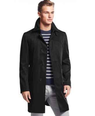 Calvin Klein Mail Extra Slim-Fit Raincoat