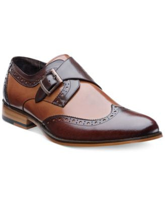 Stacy Adams Stratford Monk Strap Loafers