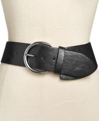 Style&co. Asymmetrical Stretch Belt, Only at Vogily