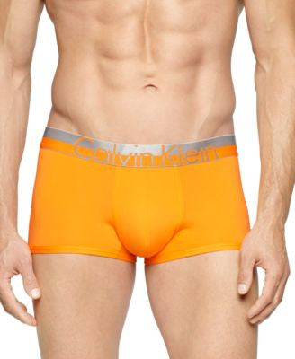 Calvin Klein Magnetic Men's Micro Low-Rise Trunks NB1095