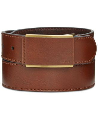 Tommy Hilfiger 35mm Belt with Leather Covered Buckle