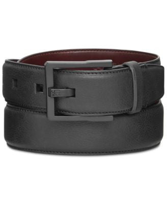 Kenneth Cole Reaction Buffalo Harness Belt