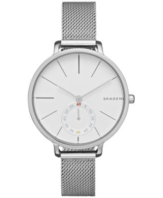 Skagen Women's Hagen Stainless Steel Mesh Bracelet Watch 34mm SKW2354