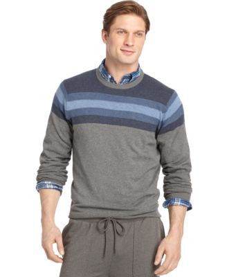 IZOD Varsity Striped Sweater