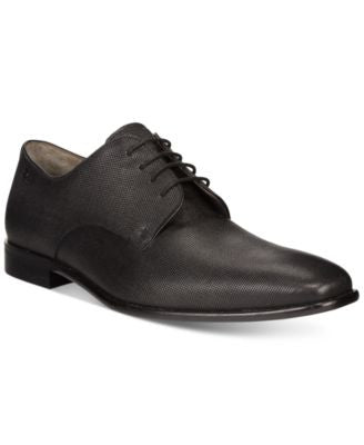 Hugo Boss C-Hureb Textured Oxfords