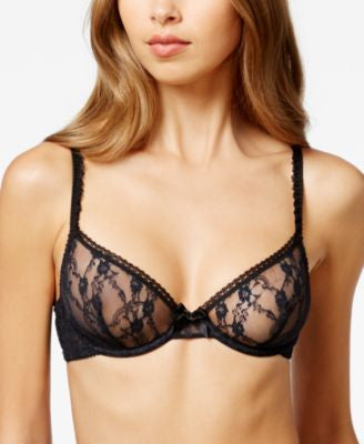L'Agent by Agent Provocateur Monica Unlined Plunge Bra L001-11