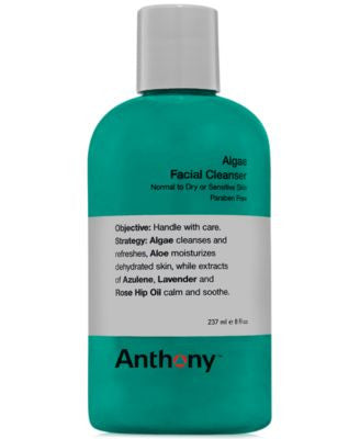 Anthony Algae Facial Cleanser, 8 oz