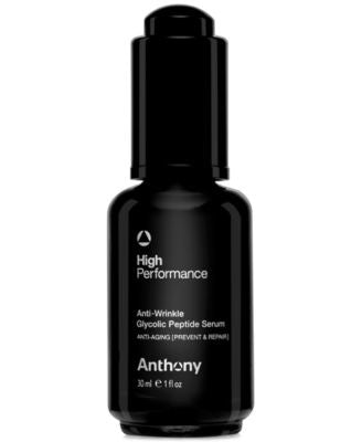 Anthony High Performance Anti-Wrinkle Glycolic Peptide Serum, 1 oz