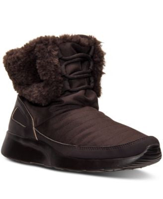 Nike Women's Kaishi Winter High Sneakerboots from Finish Line