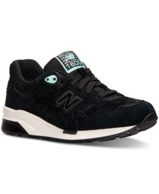 New Balance Women's 1600 Meteorite Casual Sneakers from Finish Line