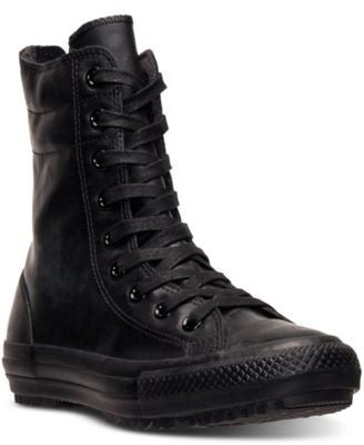 Converse Women's Chuck Taylor High Rise Boots from Finish Line