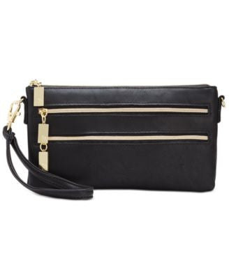 Style & Co. Mini Convertible Wristlet Crossbody, Only at Vogily