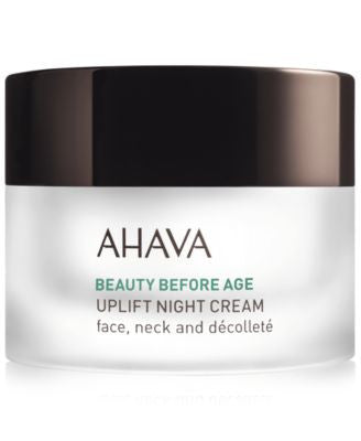 Ahava Beauty Before Age Uplift Night Cream, 1.7 oz