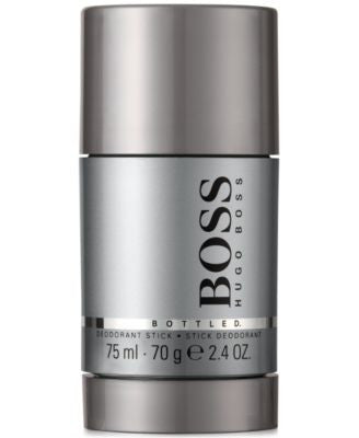 BOSS Bottled by Hugo Boss Deodorant Stick, 2.5 oz