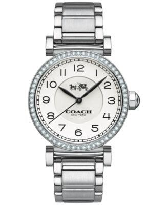 COACH WOMEN'S MADISON STAINLESS STEEL BRACELET WATCH 32MM 14502396