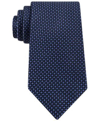 Peter Thomas Semi-Solid Natte Tie