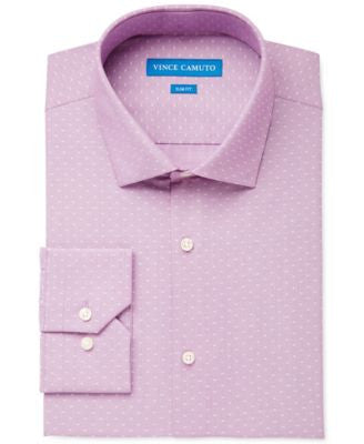 Vince Camuto Slim-Fit Rioja Dobby Dress Shirt
