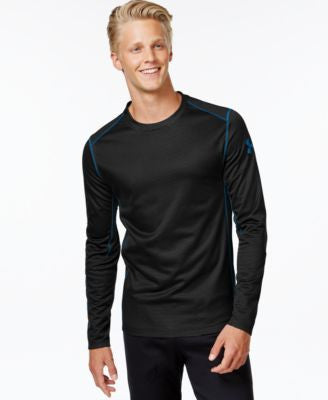 Under Armour Men's ColdGear® Infrared Grid Crew-Neck Long-Sleeve Performance Shirt