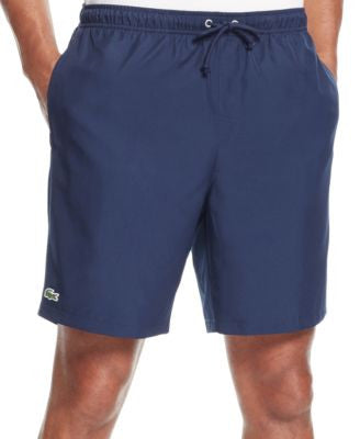Lacoste Sport Diamond Drawstring Shorts