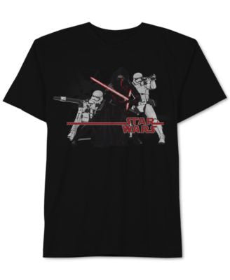 Men's Star Wars Kylo Attack T-Shirt from Jem