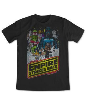 Men's Star Wars Empire Hoth T-Shirt from Fifth Sun