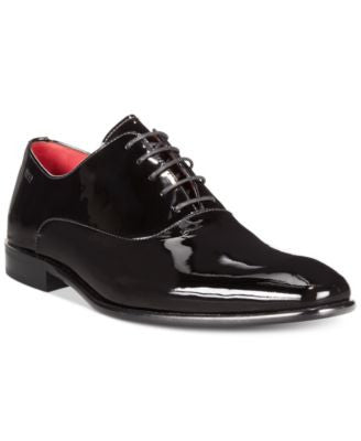 Hugo Boss C-Hupat Patent Oxfords