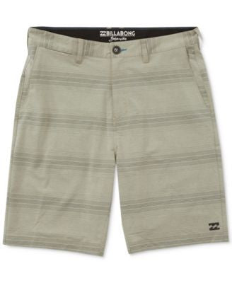 Billabong Men's Crossfire X Stripe Hybrid Shorts