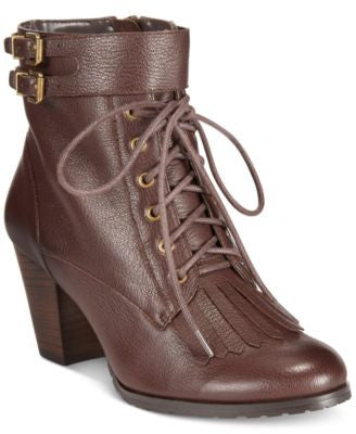 Bella Vita Kody Lace-Up Booties