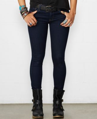 Denim & Supply Ralph Lauren Super-Skinny Jeans, Kammie Wash