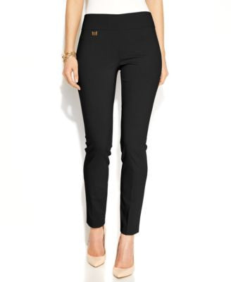 Alfani Tummy-Control Skinny Pants, Only at Vogily