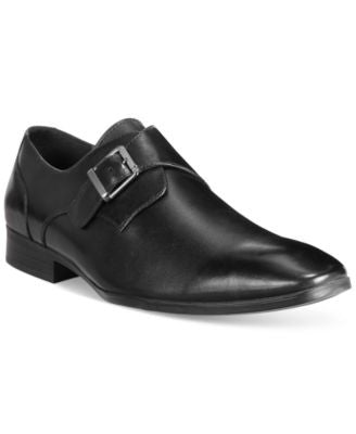 Bar III Andre Single Monk Strap Loafers, Only at Vogily