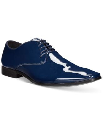 Bar III Men's Joel Patent Derby Oxfords, Only at Vogily