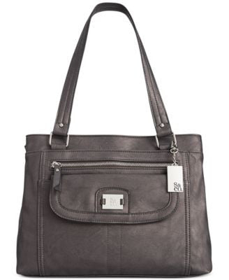 Style & Co. Yassimen Satchel, Only at Vogily