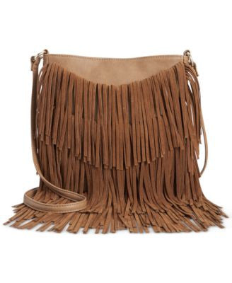 INC International Concepts Fringe Crossbody